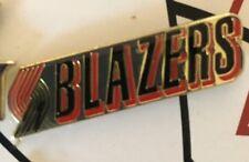 PORTLAND TRAILBLAZERS NBA BASKETBALL BADGE.