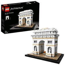Lego Architecture Arc de Triomphe Paris France 21036