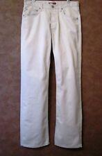 Pantalon TEDDY SMITH T42 - Coton léger beige clair coupe droite (1811051)
