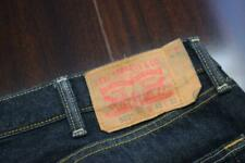 Vintage Levis 501 Double XX Rare Straight Button Fly Jeans Mens Size 44 x 32