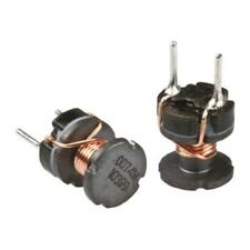 5 x Toko 1 mH ±10% Leaded Inductor 7025LYF-102K, 460mA Idc, 1.4Ω