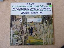 Ravel-Daphnis & Chloe-Los Angeles philharmonic-Moreau-Decca stéréo (0791)