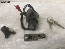YAMAHA  TZR 250  3XV  1991  IGNITION KEY AND SEAT LOCK  LOT44  44Y3907 - M722