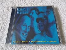 New & Sealed FAIRPORT ACOUSTIC CONVENTION - Old New Borrowed Blue, CD Album 2007