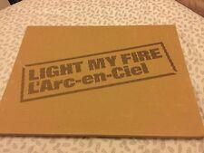 [Limited Edition] L'Arc~en~Ciel Light My Fire Live Photo Posters