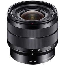Sony 10-18mm F4  OSS E-Mount Lens