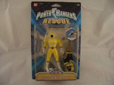 Power Rangers Lightspeed Rescue Power Yellow Ranger Figure