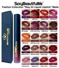 SexyBeautifulMe®Matte Lipstick Liquid-Stay 24HR Lipstick-Long Lasting