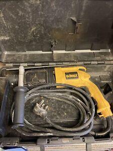 Dewalt 240V Sds Hammer Drill  D25002