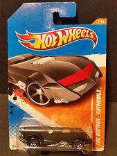 2011 Hot Wheels #66 Track Stars 1/15 - The Batman Batmobile
