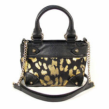 JUICY COUTURE 'Beverly' Leopard Mini Daydreamer Crossbody Handbag