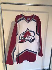 Colorado Avalanche Starter Hockey Jersey Size XXL