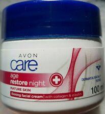 Avon Care Age Restore firming cream with elastin and collagen rare