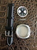 Uhrenkit Retro ARSA pour ETA Valjoux 7733 Swiss Made montres boîtier