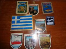 BADGES FROM GREECE