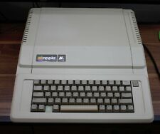 Apple IIe Computer with 64K Memory Expansion & Parallel Printer Cards - Working!