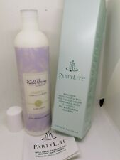 DISCONTINUED Rare PARTYLITE unwind bath creme sealed 250ml lavender & vanilla