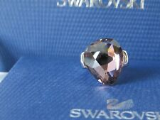 "GENUINE Signed SWAROVSKI ""Helios"" Kakadu Red Ring - 52 -  #869744 - RARE Colour"