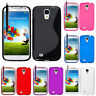 COQUE ETUI HOUSSES TPU S SILICONE GEL S-LINE SAMSUNG GALAXY S4 IV i9500 ADVANCE