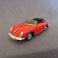 438E High Speed Porsche 356 B Rojo 1:43