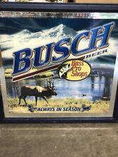 Busch beer Wildlife Mirror Bass Pro 2006