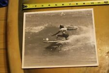 Malibu Female Girl Surfer 1960's Lady Sexy Wave Cr8(p) OG Vintage Surfing PHOTO