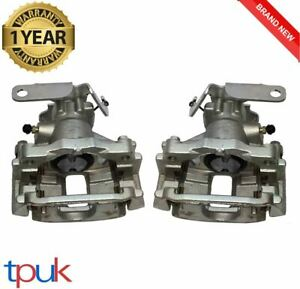 FORD TRANSIT 2.2 2.4 MK7 2006-2014 REAR BRAKE CALIPER PAIR LEFT RIGHT