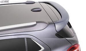 RDX Dachspoiler für OPEL Mokka X Dach Heck Spoiler Flügel Tuning Rear Roof Wing