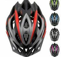 vélo cyclisme casque léger EPS+PC couverture vtt route intégralement-moule