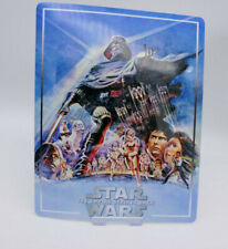 STAR WARS Empire Strikes Back - Bluray Steelbook Magnet Cover (NOT LENTICULAR)
