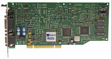 Digigram VX222 v2 24bit AES/EBU Balanced XLR Broadcast Digital Audio Sound Card