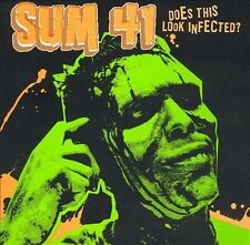Sum 41 Does This Look Infected (Clean) [Limited Edition w/ Bonus DVD CD