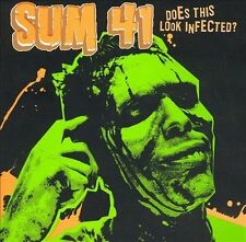 Sum 41 : Does This Look Infected (Clean) Limited Edition DVD ONLY NO CASE  #51