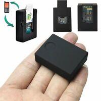 Mini Room Hidden Bug SIM Card Listening Device GSM Two Way Audio Ear BUG Covert