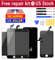 For iPhone 6 6s 7 8 Plus 5S LCD Display Touch Screen Digitizer Full Replacement