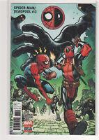 Spiderman Deadpool #13 9.6