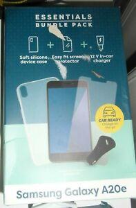 Essentials bundle-Samsung Galaxy A20e