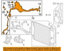 Cadillac GM OEM 10-16 SRX Air Conditioner-Return Hose 22881285