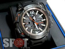 Casio G-Shock Gravitymaster GPS Hybrid Radio Controlled Men's Watch GPW-2000-1A