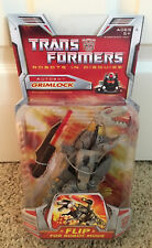 GRIMLOCK TRANSFORMERS ROBOTS IN DISGUISE CLASSIC DELUXE FIG HASBRO 2006 SEALED