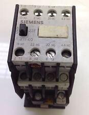 SIEMENS 20A 600V RELAY 3TF4022-0A