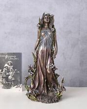Jugendstil Figur Frauenskulptur antik Stil Art Nouveau Nymphe