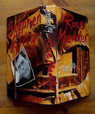 STEPHEN KING: Rose Madder  prima edizione  1996  Sperling & Kupfer