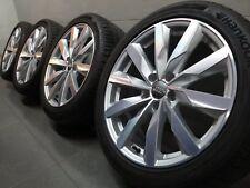 18 Zoll Sommerräder original Audi A4 S4 8W (B9) 10-Speichen Felgen 8W0601025S
