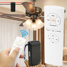 New Universal Ceiling Fan Lamp Light Remote Control Receiver Kit Timing Wireless