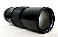 PENTACON Electric 300mm 5.6 Telephoto Lens for M42 fit with caps