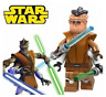 NEW NEW STAR WAR GENERAL PONG KRELL CLONE WARS MINI BUILDING BLOCK USA SELLER