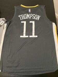 Fanatics Klay Thompson Jersey Golden State Warriors The Town Fast Break Men Sz L