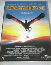 Dragonheart - VHS/Fantasy/Dennis Quaid/Dina Meyer/Universal