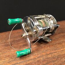 Vintage Antique Fishing Reel USA Pflueger 1893 Akron PRIORITY MAIL a